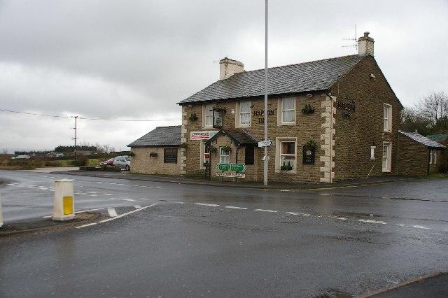The Hapton Inn - geograph.org.uk - 107654