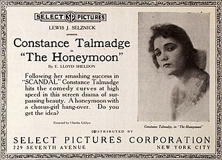 <i>The Honeymoon</i> 1917 film directed by Charles Giblyn