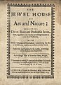 The Jewell House of Art and Nature, title page 1653.jpg