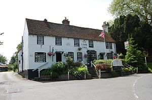 Wartling - Image: The Lamb Inn, Wartling geograph.org.uk 1353905