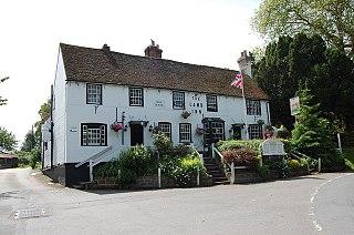 Wartling village in the United Kingdom