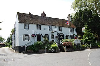 Wartling - Image: The Lamb Inn, Wartling geograph.org.uk 1353905