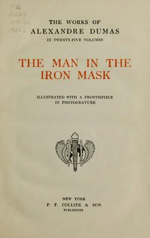 The Man in the Iron Mask.djvu
