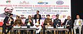 The Minister of State for Home Affairs, Shri Hansraj Gangaram Ahir at a programme on 'Initiative for Awareness and Management of Disaster', in New Delhi on November 23, 2017.jpg