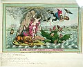 The Modern Perseus endeavouring to save Britannia (caricature) RMG PW3972.jpg