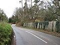 The Motte in the grounds of Lodsbridge Mill - geograph.org.uk - 1637567.jpg