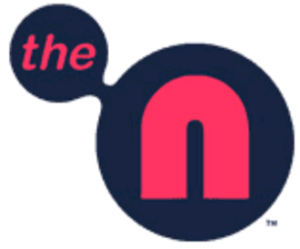 "TeenNick - The N's ""atom"" logo, used from October 5, 2007, to September 28, 2009."