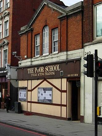The Poor School - The Poor School
