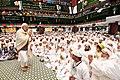 The Prime Minister, Shri Narendra Modi attending Ashara Mubaraka – Commemoration of the Martyrdom of Imam Husain (SA), organised by the Dawoodi Bohra community, at Saifee Masjid, in Indore, Madhya Pradesh (5).JPG