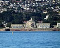 The Redcliffe Hotel from the Sea, Paignton.jpg