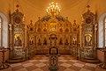"The Resurrection Church. Iconostasis. Valaam Island, excursion of the company ""Vodokhod"" by motor ship ""Konstantin Simonov"", September 26, 2017.jpg"