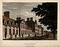 The Royal Hospital, Chelsea; view of the north elevation wit Wellcome V0012927.jpg
