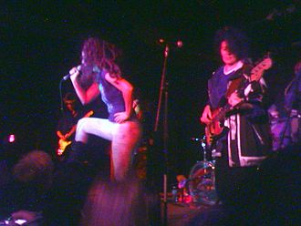 The Slits - A reformed lineup of the Slits perform in November 2006