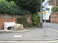 The Tarry Stone in Cookham - geograph.org.uk - 958662.jpg