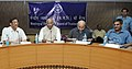 The Union Minister for Labour and Employment, Shri Mallikarjun Kharge chairing the 195th meeting of the Central Board of Trustees (EPF) of EPFO, in New Delhi on July 14, 2011.jpg