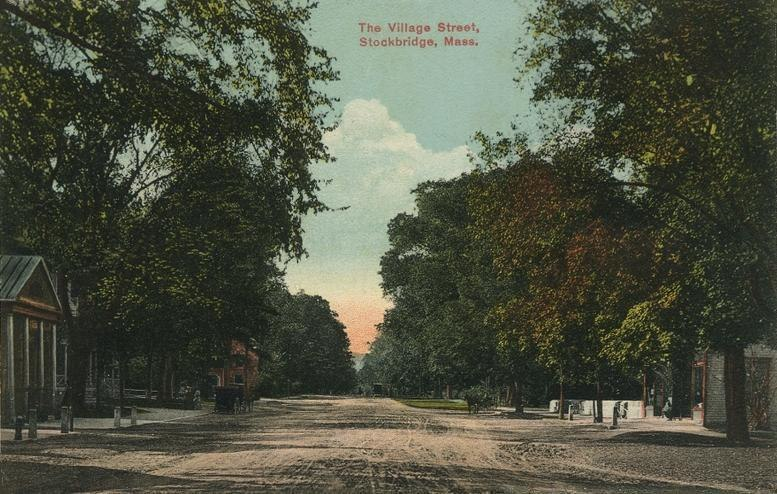 The Village Street, Stockbridge, MA
