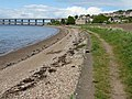 The beach at Wormit Bay - geograph.org.uk - 1316472.jpg