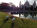 The city of joy Kolkata ...Victoria memorial hall.jpg