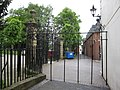 The gates to St Giles', Church Street - geograph.org.uk - 1472305.jpg