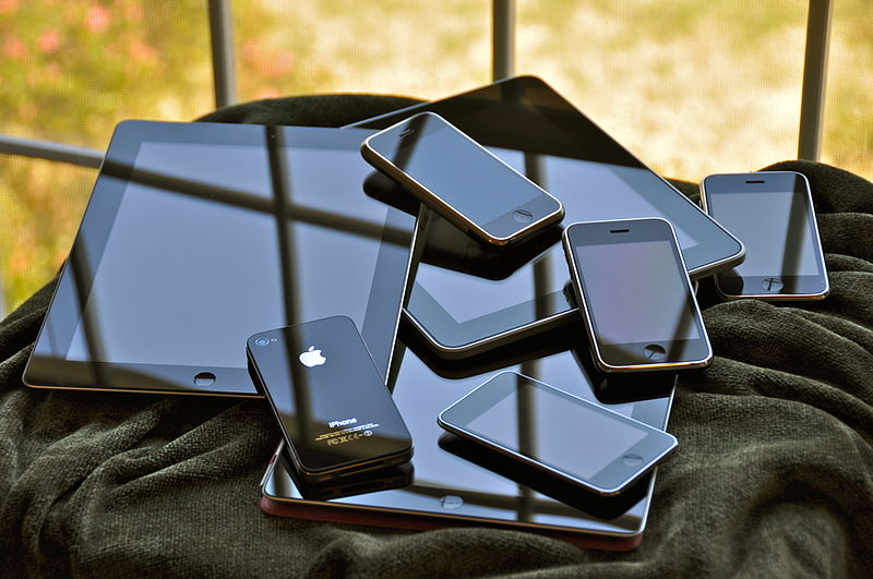 File:The iOS family pile (2012).jpg
