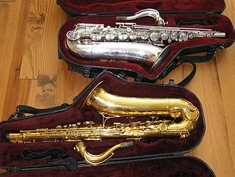"""Don Wise - Wise' """"The martin tenor"""" saxophones"""