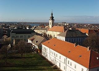 Sremska Mitrovica City in Vojvodina, Serbia