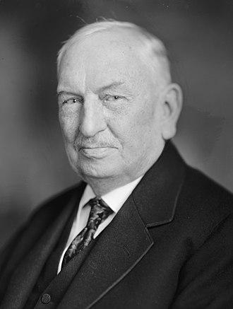 Theodore E. Burton - Image: Theodore E Burton