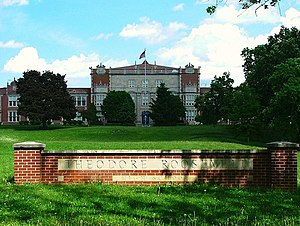 Theodore Roosevelt High School (Des Moines) - Image: Theodore Roosevelt High School, DSM, IA