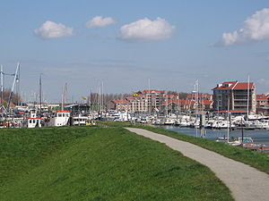 Tholen - Harbour of Tholen