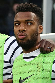 Thomas Lemar French footballer