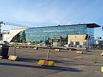 Tietotien sisäänkäynti Lentoaseman asemalle 2015-07-01.JPG