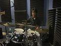 Tiger Onitsuka Quartet WWOZ Drums 3.jpg