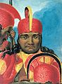 Tikhanov - Boki, Chief of Oahu, and Hekili, Minister of the Navy (1818).jpg