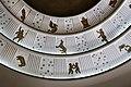 Tito chini, padiglione delle feste di castrocaro, atrio circolare, lucernario con i simboli delle costellazioni, 1936-41, 05.jpg