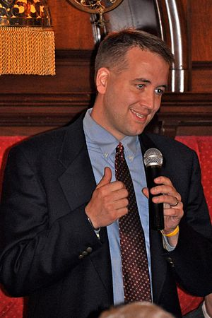 Tobias Read - Read speaking in 2012