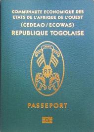 Togolese passport