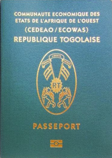 Visa requirements for Togolese citizens