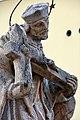 Tolna, Hősök terei Nepomuki Szent János-szobor 2020 11.jpg