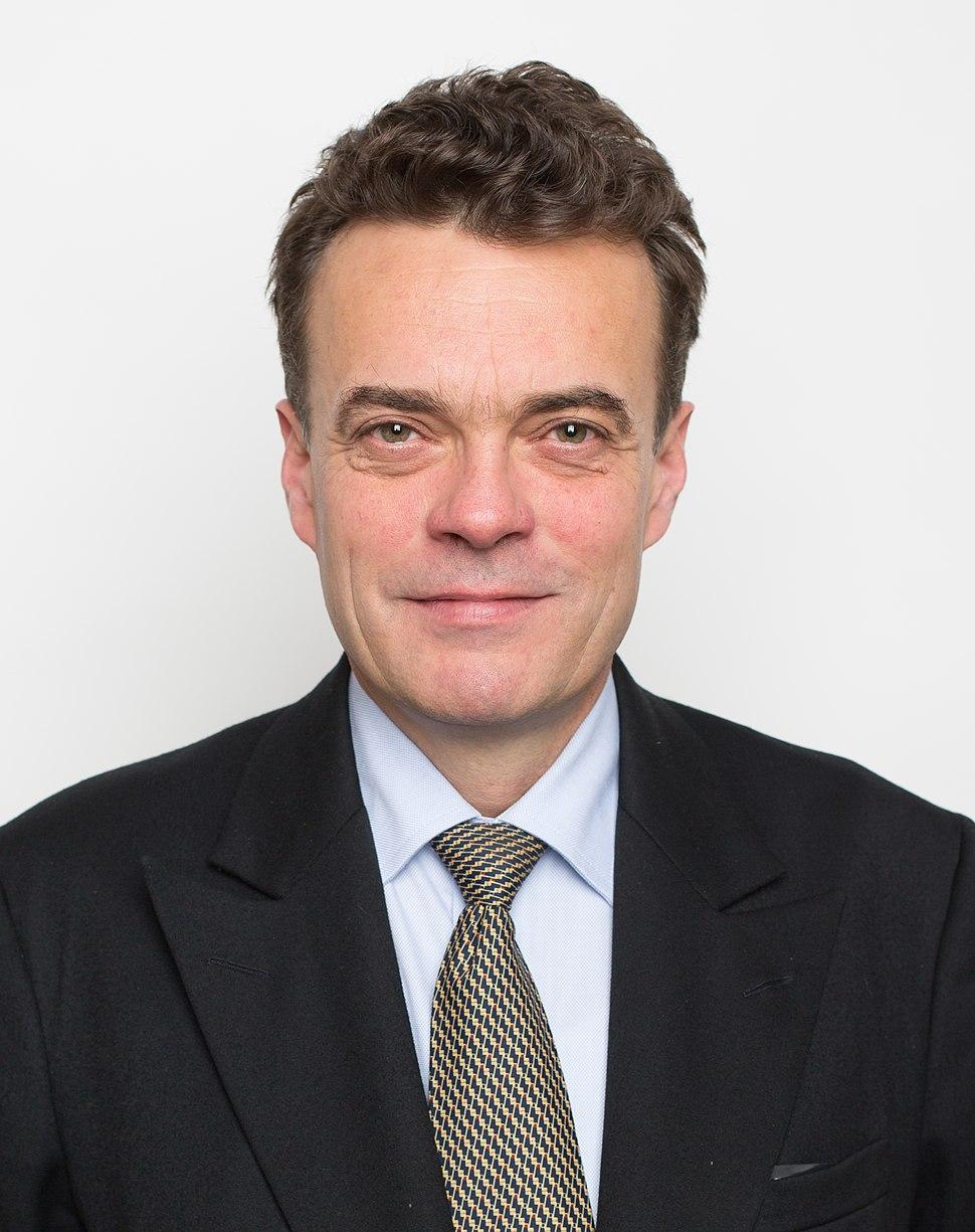 Tomáš Czernin in 2016