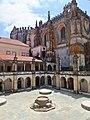 Tomar, Convento de Cristo, Claustro da Hospedaria (03).jpg