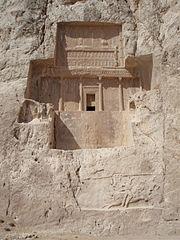 Tomb of Darius II