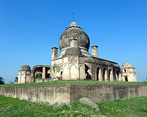 Tomb of Mohd. Khan Bangash Nawab.jpg