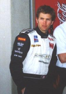 Tony Renna Racecar Driver