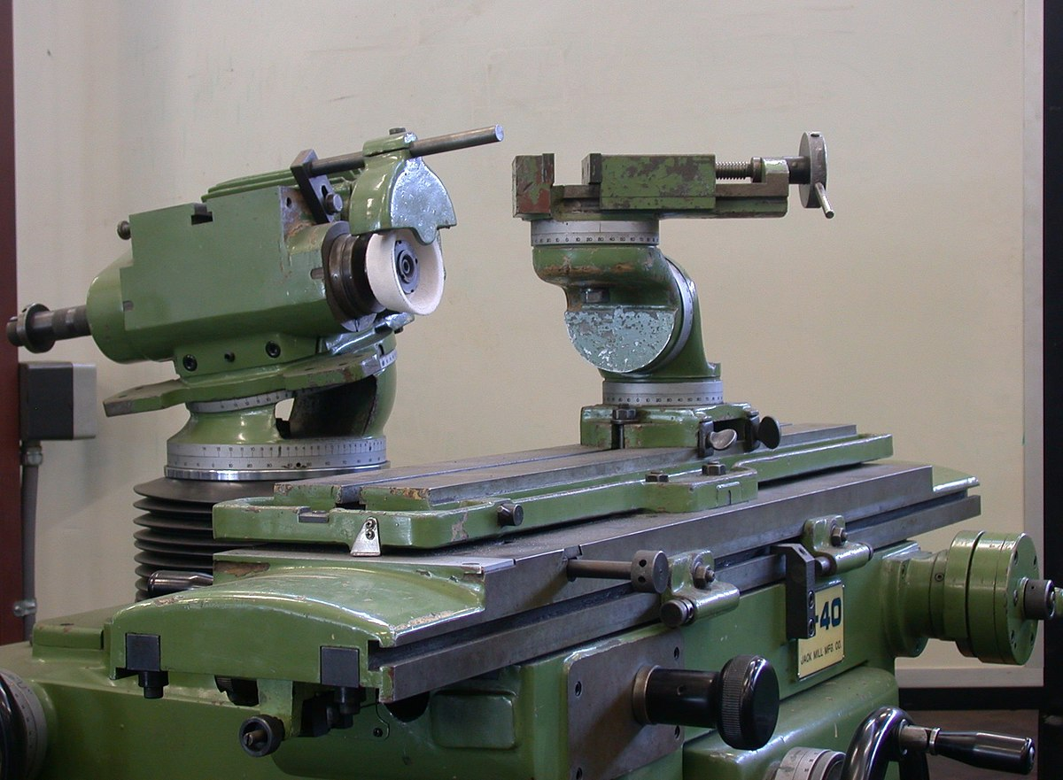 Tool And Cutter Grinder ~ Tool and cutter grinder wikipedia