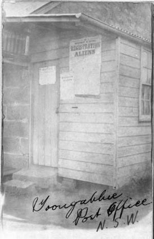 Toongabbie - Toongabbie Post Office 1901