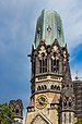 Top view of Kaiser Wilhelm Memorial Church 2014-07-12.jpg