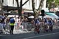 Tour d'Espagne - stage 1 - reconnaissance parcours FDJ.jpg