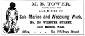 Tower StateSt BostonDirectory 1868.png
