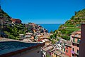 Town of Manarola, Cinque Terre, Italy seen from hill.jpg