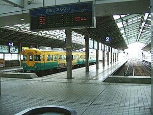 Toyama Chihō Railway Main Line - Toyama Main Line Terminal Station